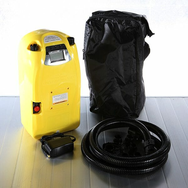 12V Rechargeable Battery Pump and Compressor