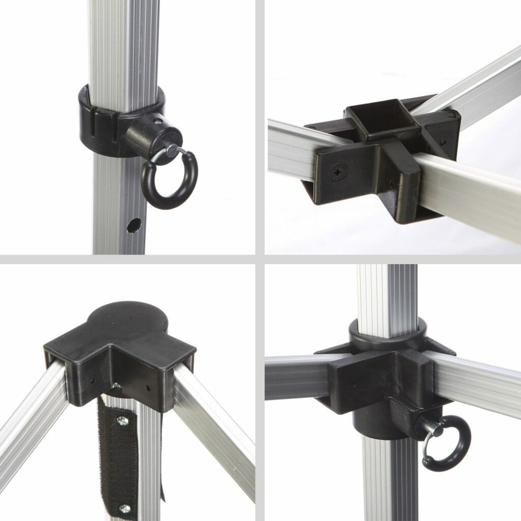 Connectors and sliders