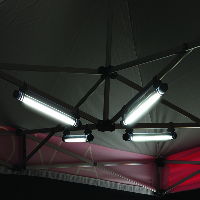Rechargeable LED Strip Lighting