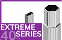 Extreme 40 HEX Series Spare Parts