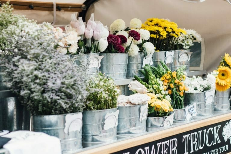 how to organise a pop up event