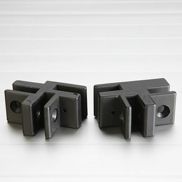 Three Way Truss Bar Connector for Classic Steel 30 Series