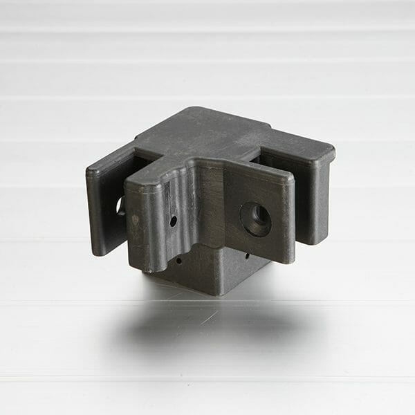 Top Corner Leg Two Way Connector for Classic Steel 30 Series